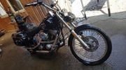 Harley davidson softail FXST USA