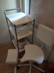 Verkaufe Massage Liege Tisch und