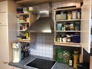 Küchenzeile bzw Einbauküche mit Elektrogeräten