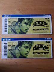 2x Konzertkarten - Mike Singer Trip