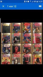 Star Wars Comic Sammlung
