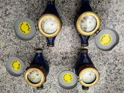 2 alte Wasserzähler Wasseruhren