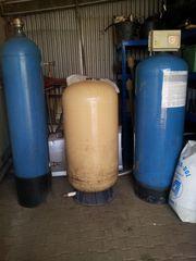 Wasseraufbereitungsanlagen Enteisungsanlagen Enthärtungsanlage