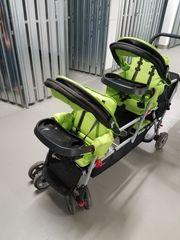 Dreifach Kinderwagen von JOOVY