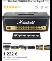 Marshall Gitarren Amp