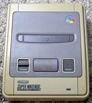 Super Nintendo SNES S-Nr UP11750960