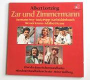3 Vinyl-Schallplatten LPs Zar und Zimmermann