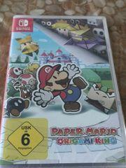 Nintendo Switch Paper Mario Origami