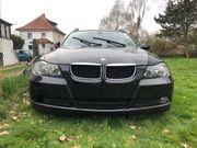 BMW 318d DPF Touring