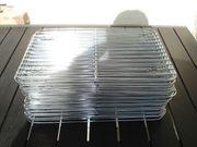25 x Grillrost Metall Gitter