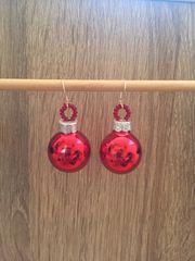 Ohrringe für die Adventszeit mit