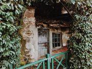 Suche Haus mit Scheune und