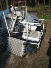 Metall-Schrott-Abholung in Wiesenburg und Umgebung