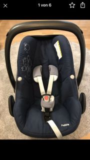 Maxi Cosi Pebble und Family