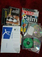 PALM Doku Programme CD Zeitungen