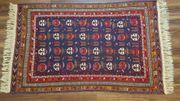 Webteppich Sumak Kaukasus Wolle Teppich