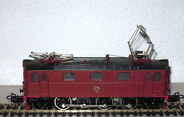 Modellbahn Lokomotiven HO 2-Leiter