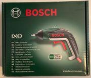 Bosch IOX Akkuschrauber NEU