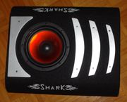 Subwoofer SHARK gebraucht guter Zustand