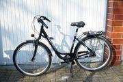 Neuwertiges Fahrrad Damen City Fahrrad