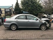 SCHLACHTFEST - TEILE - TOYOTA AVENSIS 2