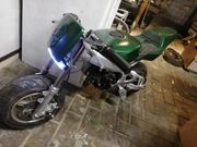 Pocket bike Street fighter 60ccm