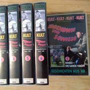VHS-Sammlung IRGENDWIE SOWIESO 1-6