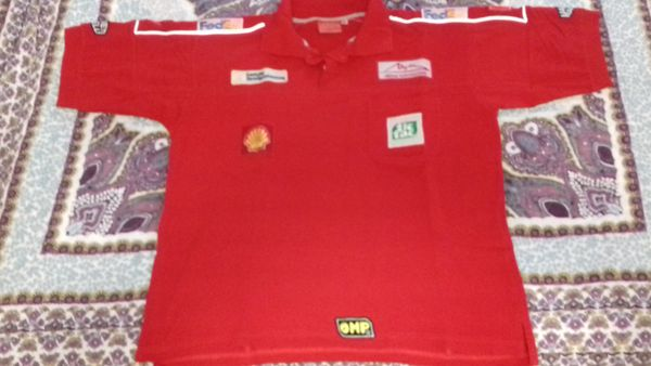 Original Michael Schumacher Shirt