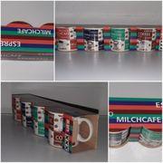 Coffee Espresso Cappuccino Milchcafe Tassen