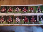 FC Bayern Autogrammkarten