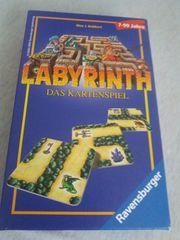 Ravensburger Kartenspiel Labyrinth