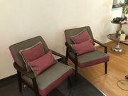 2 Sessel Stühle