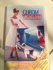 Chrom Veteranen VHS Video- Kassette