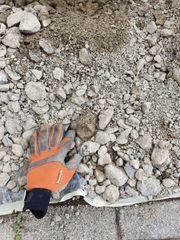Mineralischer Beton 0 45 - Füllmaterial