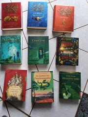 9 Kinderromane je 3 Euro