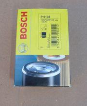 Ölfilter BOSCH P 9108 Kraftstofffilter