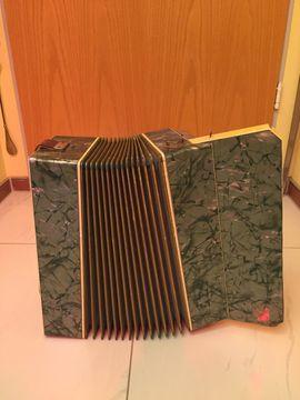 Tasteninstrumente - Barcarole Akkordeon schönes Stück Gebrauchspuren