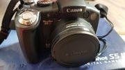 CANON Powershot S5 IS Kamera