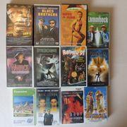 Spielfilme Dokumentationen Reiseführer VHS
