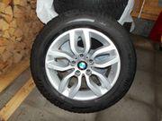 Winterkompletträder BMW X3 F25