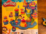 Play-Doh Cupcake Karussell