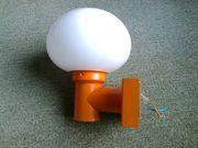 Set Wandlampen Badspiegel Seifenhalter Haken