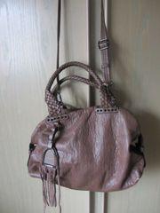 Handtasche Braun auch z Umhängen
