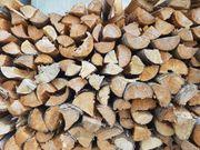 Brennholz zu verkaufen ofenfertig