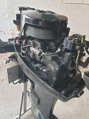 Aussenborder Mercury 25ps Schaltbox
