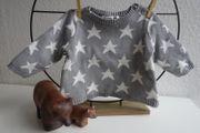 Pullover mit Sternen ca Gr