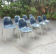 8x chaises Herman Miller