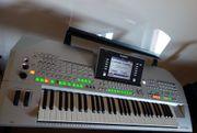 Yamaha Tyros2 Keyboard mit Zusatzspeicher