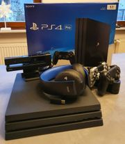 Playstation 4 Pro inkl sehr