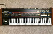 Roland Juno-60 incl original Roland